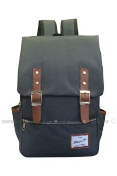 Black - Backpacks - Fudela(110321022)