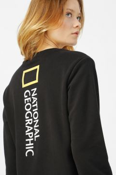 National Geographic Siyah Sweatshirt(113995140)