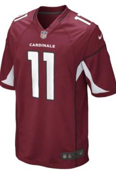 NFL Arizona Cardinals (Larry Fitzgerald) Erkek Amerikan Futbolu Maç Forması(126697730)