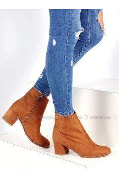 Tan - Boot - Boots - Pembe Potin(110313778)