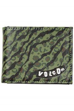 Volcom Empty PU Wallet groen(110990882)