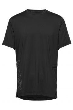 Short Sleeve T-Shirt T-Shirt Schwarz CALVIN KLEIN PERFORMANCE(114802056)