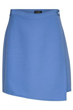 Alexa, 865 Solid Cady Kurzes Kleid Blau STINE GOYA(116779137)
