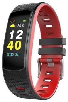 Everest Ever Fit W45 Android/IOS Smart Watch Full Dokunmatik Renkli Ekran Kırmızı/Siyah Akıllı Bileklik Saat(105146069)