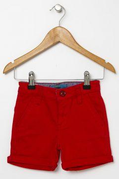 Funky Rocks Erkek Çocuk Kırmızı Şort(113974063)