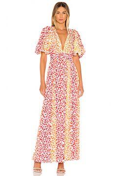 Макси платье avana - ROCOCO SAND(115058034)