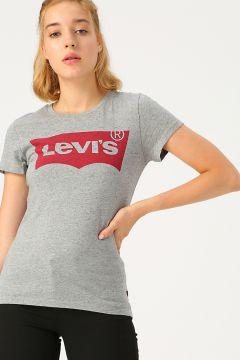 Levis The Perfect Tee Better Batwing Smokesta T-Shirt(113961138)