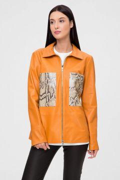 Куртка кожаная Amante(103270698)