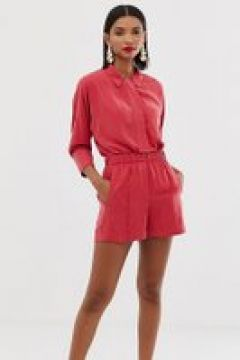 Mango - Rote Shorts(90476503)