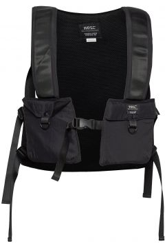Utility Harnesspack Rucksack Tasche Schwarz WESC(114166095)