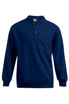 Sweat-shirt Promodoro Polo sweat manches longues Hommes promotion(127963956)