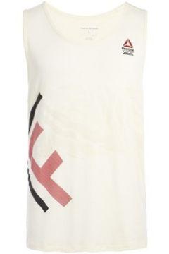 T-shirt Reebok Sport Rcf Burnout Tank Off(115494996)