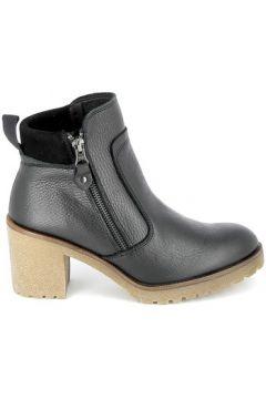 Bottines Porronet Boots Alas Zip Noir(127987828)