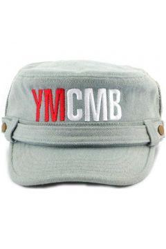 Casquette Ymcmb Casquette Army Jeans Gris(115448240)