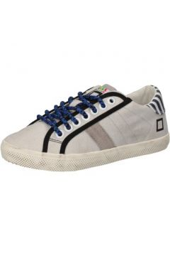Chaussures enfant Date sneakers gris textile AD843(115393779)