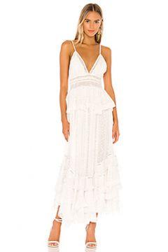 Макси платье elna - ROCOCO SAND(115058078)