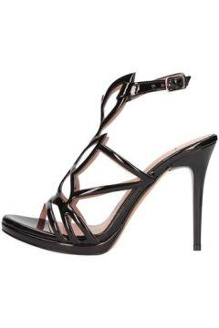 Sandales Albano 3868 santal Femme Noir(127848914)