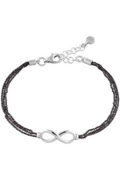 Bracelets Eleganza Bracelet en Argent 925/1000 Bicolore Femme(115422470)