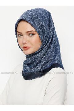 Multi - Printed - Wool Blend - Scarf - Karaca Eşarp(110330126)