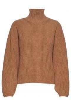 Iw50 33 Portmaniw Pullover Rollkragenpullover Poloshirt Braun INWEAR(114151706)