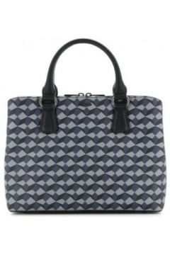 Sac à main Hexagona Sac à main semi-rigide motif symétrique bleu(98459138)
