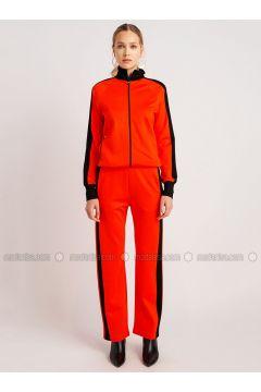 Orange - Tracksuit Bottom - NG Style(110341154)