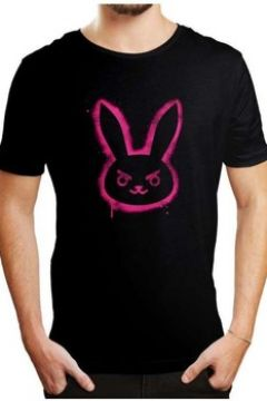 T-shirt Jinx T-shirt Overwatch - D.VA Spray Premium Tee(127853618)