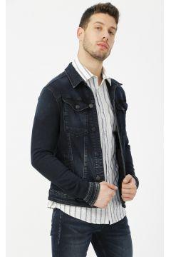 Twister Jeans Lacivert Denim Ceket(115290809)