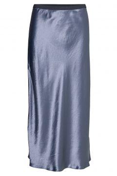 Alessio Knielanges Kleid Blau MAX MARA LEISURE(114163489)