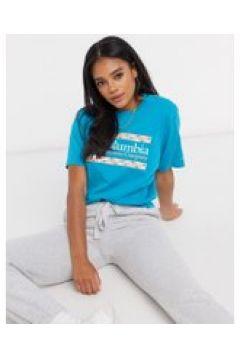 Columbia - Rapid Ridge - T-shirt blu(120359742)