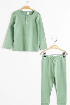 Bebek Kız Bebek Pijama Takımı(127690799)