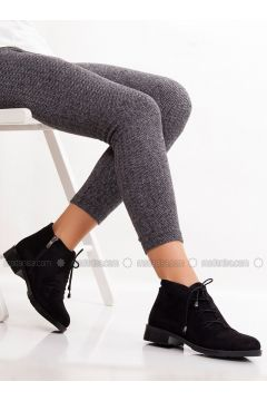 Black - Boot - Boots - MODA AYAKKABI(110315390)