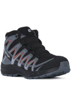 Chaussures enfant Salomon XA PRO MID CSWP J(127987996)