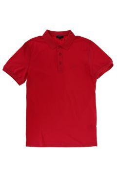 Fabrika Kırmızı Erkek Polo T-Shirt(115291737)