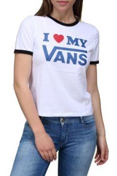 T-shirt Vans Tee shirt femme manches courtes(115518148)