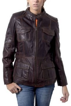 Veste Redskins Bianca Marron(98737689)
