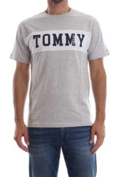 T-shirt Tommy Jeans DM0DM04534 PANEL LOGO(115627983)