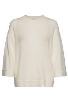 Halla Idah Pullover Strickpullover Weiß BRUUNS BAZAAR(116469746)