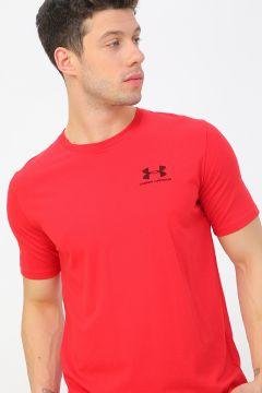 Under Armour 1326799-600 Sportstyle Left Chest Ss Erkek T-Shirt(126443467)
