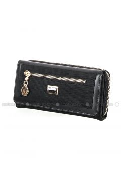 Black - Wallet - Silver Polo(110324443)