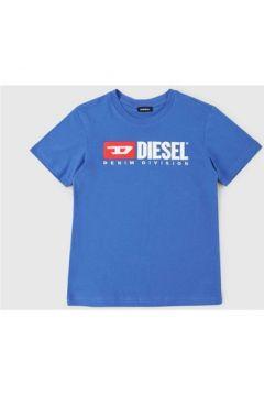 T-shirt Diesel T-JUSTDIVISION 00J47V 00YI9(115628801)