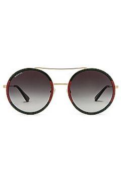 Солнцезащитные очки round - Gucci(125438632)