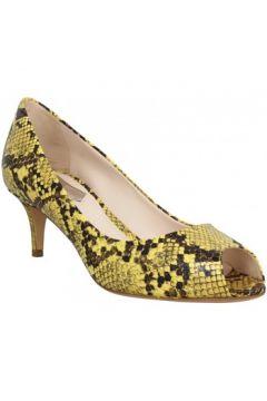 Chaussures escarpins Atelier Mercadal 7020 python Femme Jaune(127953486)