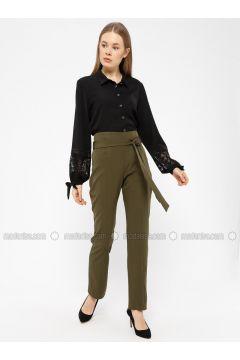 Khaki - Pants - REPP(110339111)