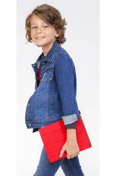 Limon Erkek Çocuk Armalı Lacivert Ceket(113974193)