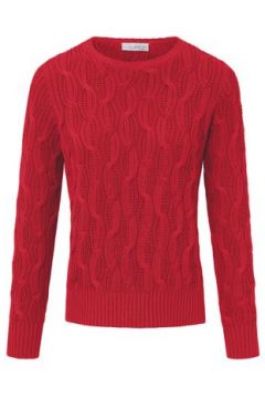 Pullover aus 100% Supima®-Baumwolle Looxent rot(110575415)