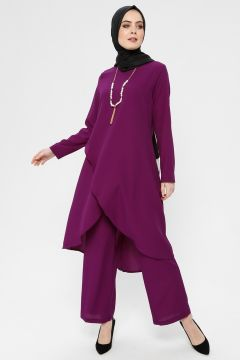 Costume AKABE MODA Pourpre(102892716)