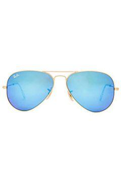 Зеркальные линзы авиатор солнцезащитные очки - Ray-Ban(104690719)