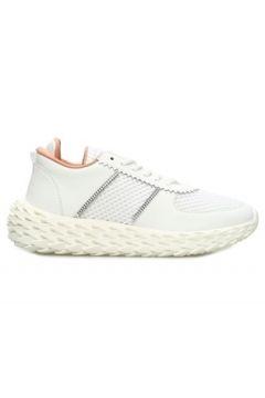 Giuseppe Zanotti Kadın Urchin Beyaz File Doku Detaylı Deri Sneaker 37 EU(108579517)