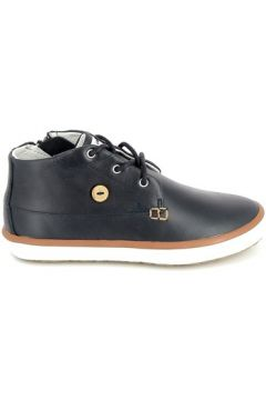 Chaussures enfant Faguo Wattle Leather BB Marine(115459665)